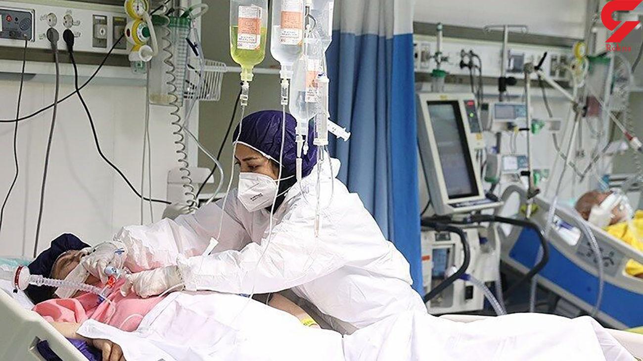 فوت 21 بیمار مبتلا به کرونا در استان اصفهان