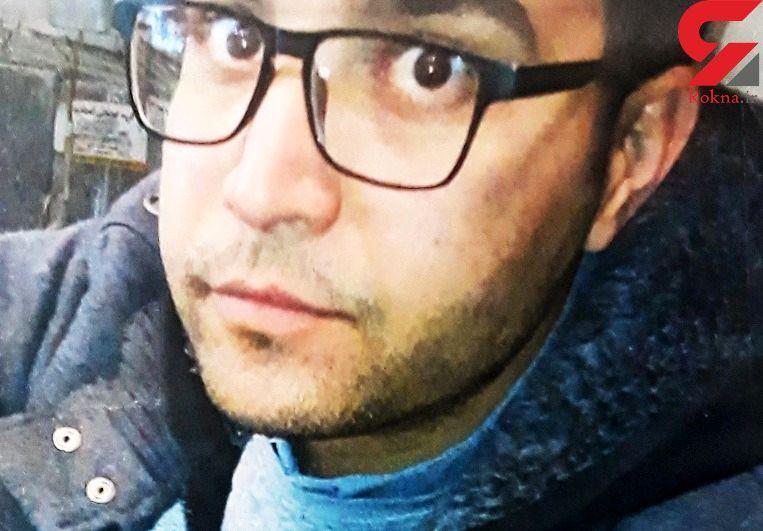 این مرد خطرناک تهرانی را می شناسید / او در مقابل دوربین یک فروشگاه جوانی را سلاخی کرد + فیلم و عکس چهره باز
