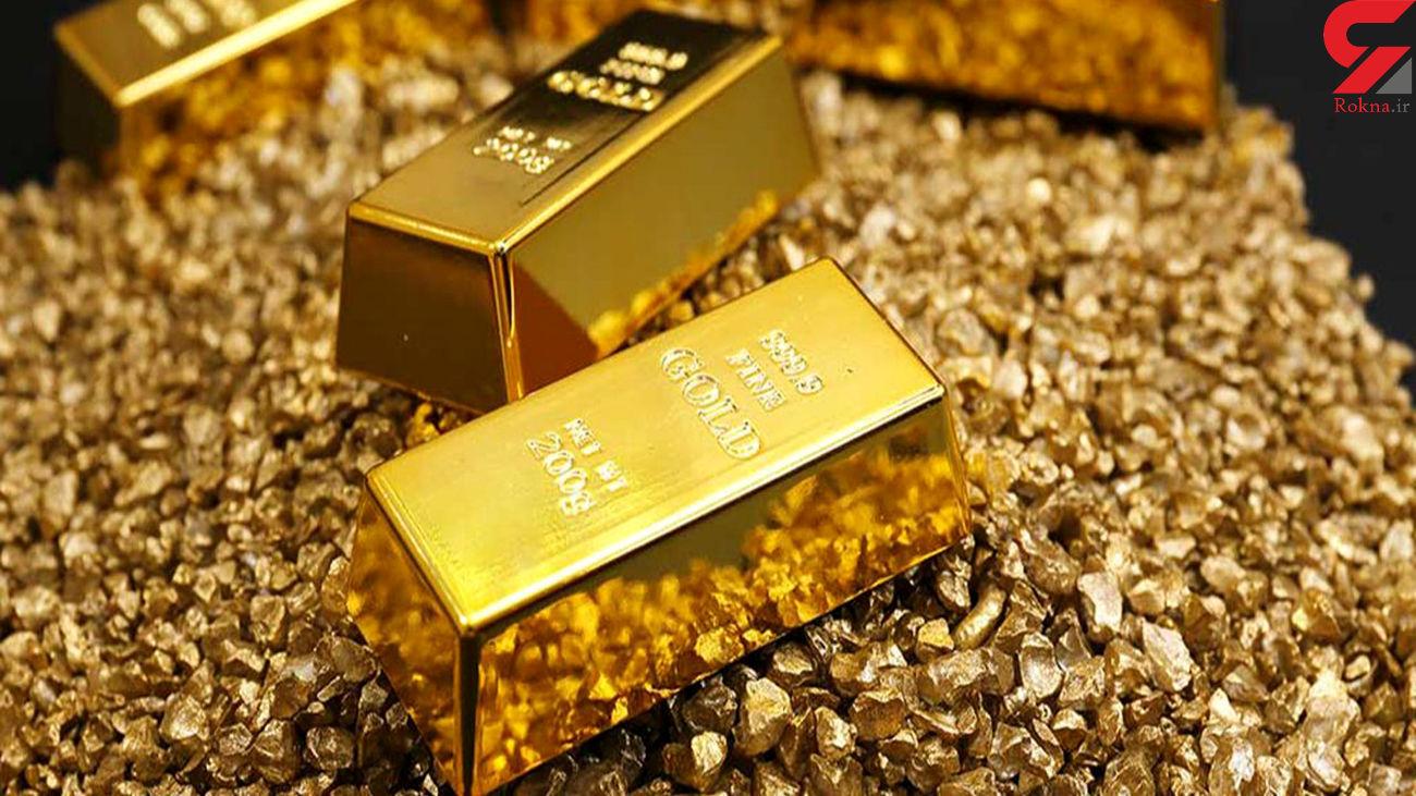 پیش بینی قیمت طلا در آخرین هفته سال