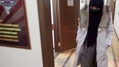 این دختر جوان برای داعشی ها کم نگذاشت / او بالاخره دستگیر شد + عکس
