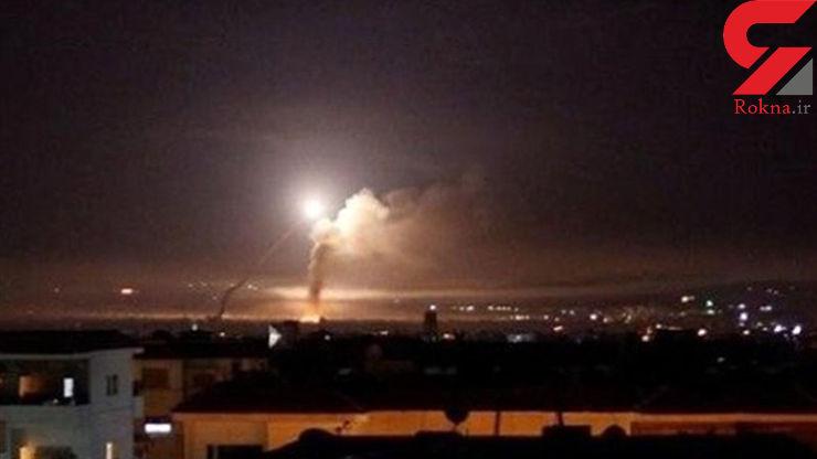 اهداف اسرائیل از حمله موشکی جدید به سوریه