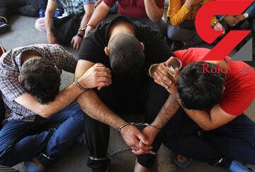 تایبادی ها از این مردان وحشت داشتند / پلیس به گنده لات بازی ها  خاتمه داد