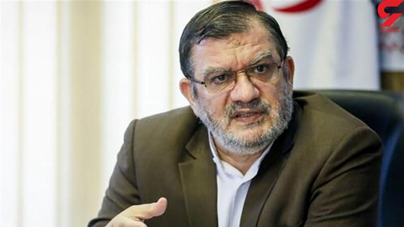 پاسخ قلدرمآبانه یک نماینده تهران به سؤال خبرنگار: غلط کردند گفتند بپرسید 200 میلیون ودیعه مسکن را گرفتهام یا نه؟!