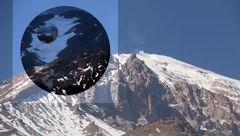 نجات کوهنورد گمشده در ارتفاع 4500 متری دماوند پس از 3 روز