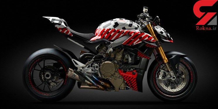 تولید موتورسیکلت 208 اسب بخاری دوکاتی تا سال 2020