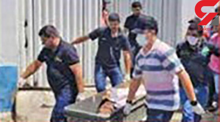 سرقت مسلحانه مرگبار از بانک با 14 کشته به پایان رسید+ عکس
