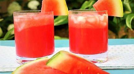 شربت هندوانه مناسب برای رفع عطش + دستور تهیه