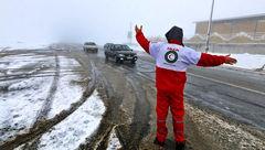 نجات بیش از 11 هزار نفر از برف، کولاک و سیل و آبگرفتگی