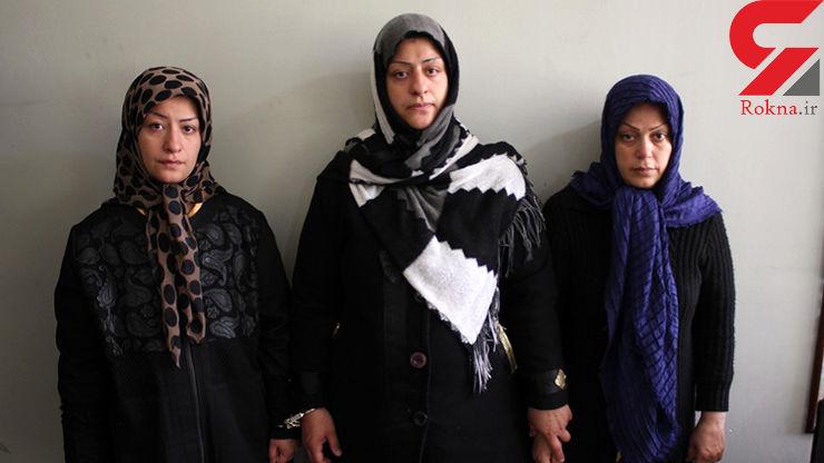 3 زن دزدان خونسرد طلافروشی های ایران بودند/عکس هایشان را ببینید آنها را می شناسید؟