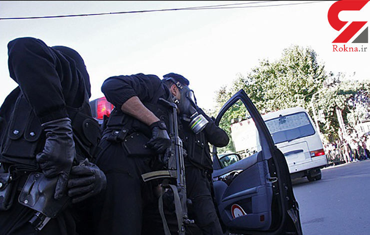 شهادت یک مامور انتظامی در درگیری با سارقان در ماهشهر