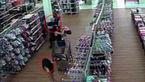 فیلم سوپر مارکت که صحنه ربودن دختر زیبا توسط مرد منحرف را نشان می دهد!