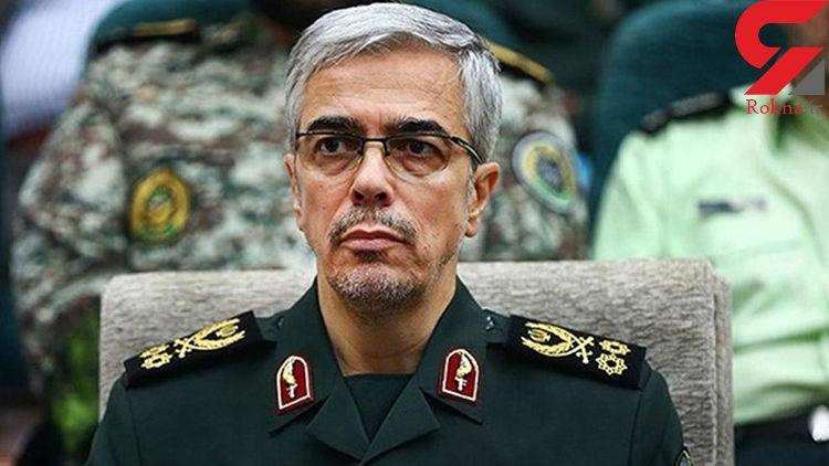 سرلشکر باقری: در این روزها مرجعیت و مردم لبنان و عراق با توطئههای دشمنان مقابله کردند