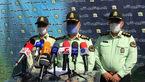 937 خلافکار حرفه ای تهران در طرح پلیس نقره داغ شدند