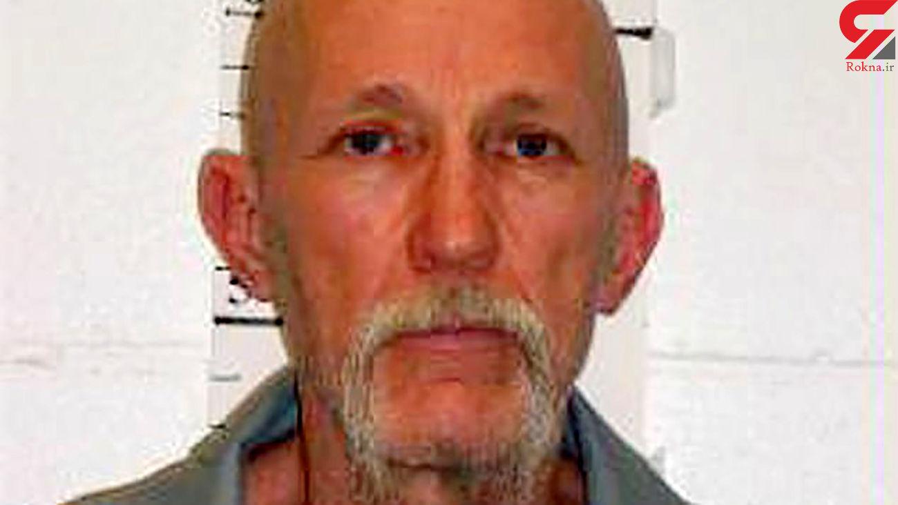 این مرد شیطان صفت به پیرزن 81 ساله هم رحم نکرد/ او دیروز در زندان اعدام شد + عکس