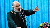 سرلشکر سلامی: ایران قدرت آمریکا را تنزل داد / دیگر هیچکس فکری برای جنگ علیه ملت ایران نمیکند