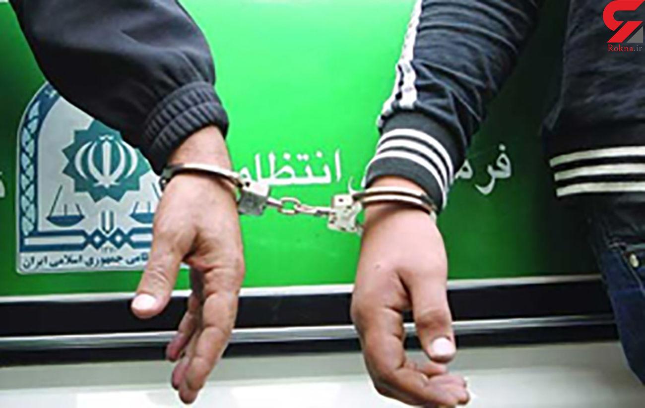 سرقت موتور در تهران و فروش آن در کرج / ماهان به دام پلیس افتاد