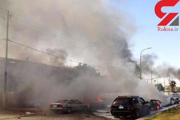 وقوع انفجار در جنوب «موصل»/ ۲ نفر زخمی شدند