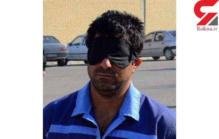 دستگیری سارق حرفه ای در یکی از استان های کشور