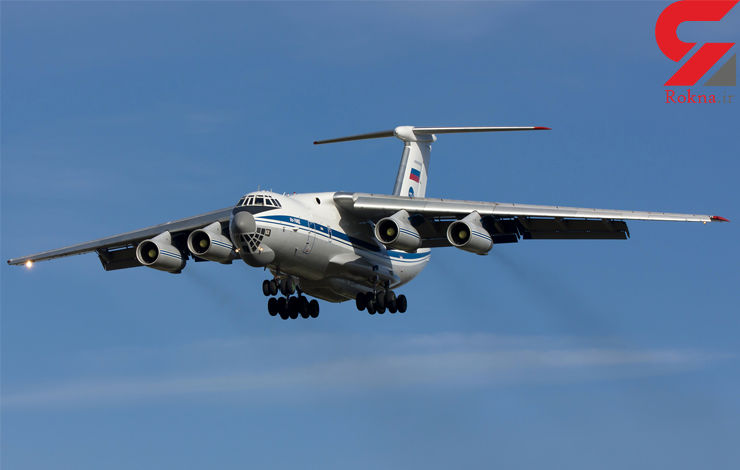 لاشه هواپیمای گمشده روسی پیدا شد