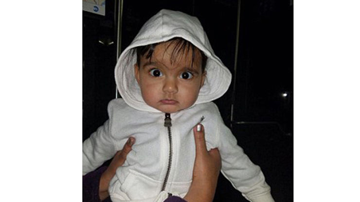 مرگ تلخ کودک 8ماهه زیر چرخ های ماشین راننده ناشی +عکس