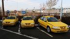 محدودیت تردد تاکسیهای زرد رنگ در اصفهان