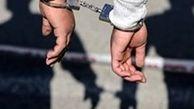 دستگیری سارق مناطق روستایی شاهرود