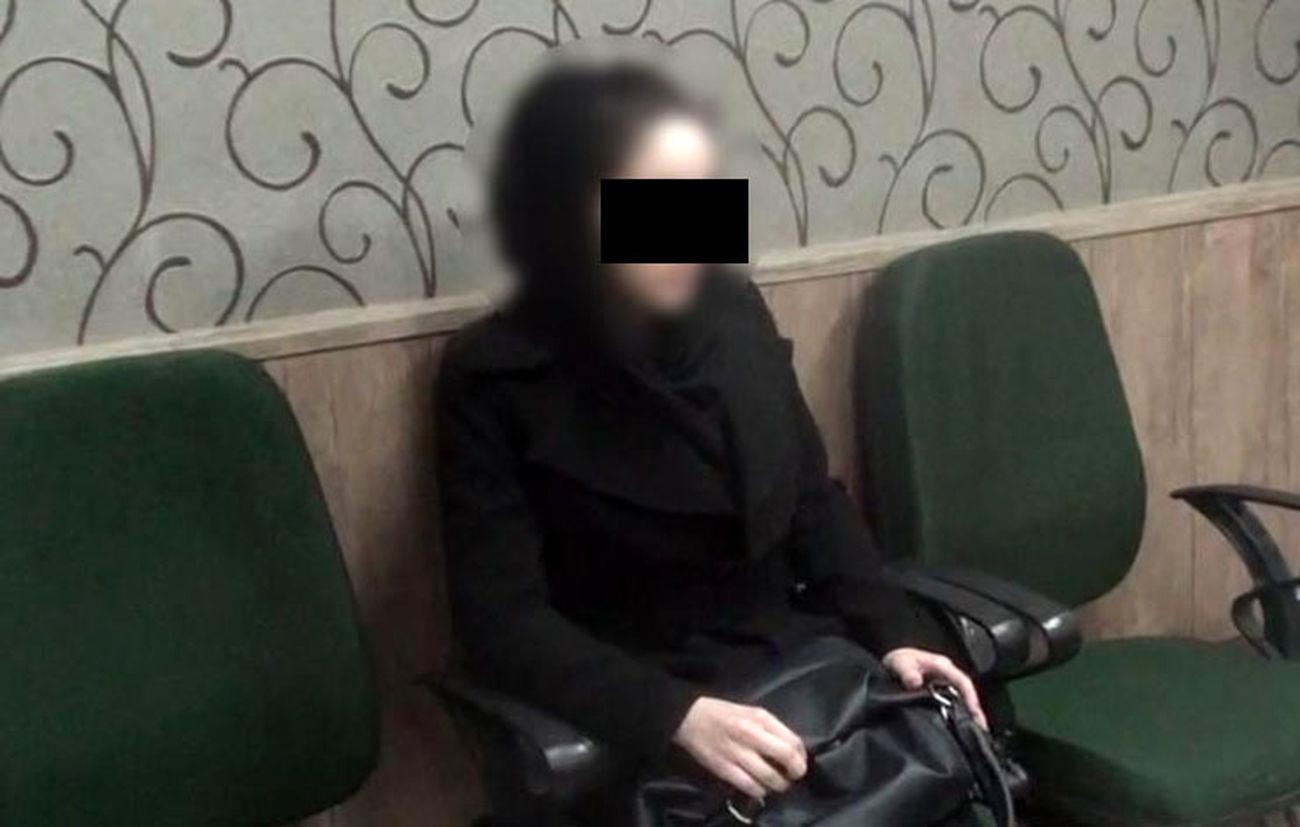 زندگی تلخ یک زن دخترزا در کلانتری گم شد