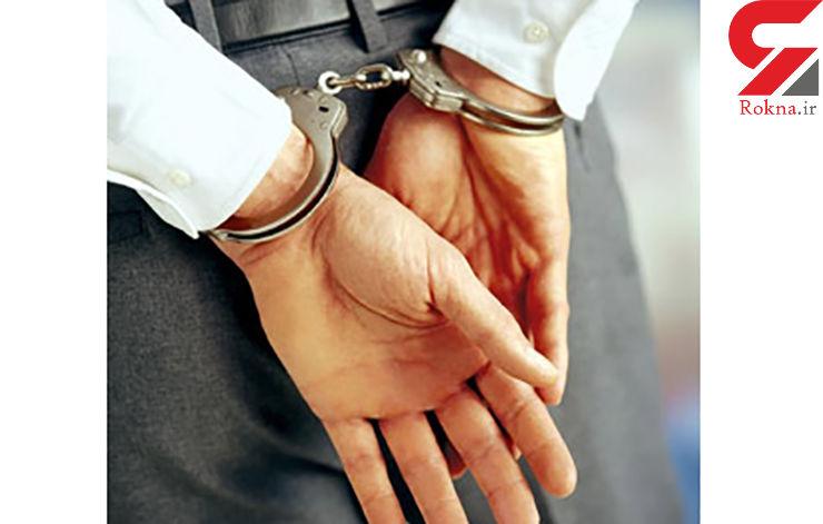 راننده فراری تسلیم پلیس شد