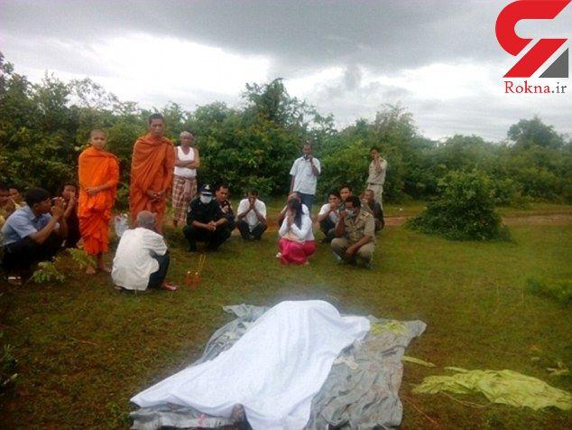 قتل مرد اروپایی در کامبوج