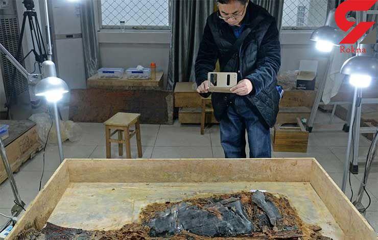 کشف آرامگاه 4 هزار ساله در چین