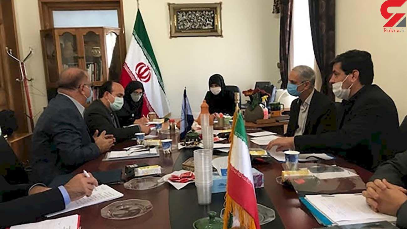 بررسی نهایی ثبت ملی یک شهر و یک روستا از استان مازندران انجام شد