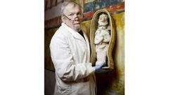 عروسکی که اسباب بازی فرعون مصر بود + عکس