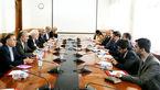 دیدار ظریف با مشاور امنیت ملی نخست وزیر پاکستان