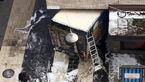 کامیون وحشت در استکهلم حامل مواد منفجره بوده است +فیلم و عکس