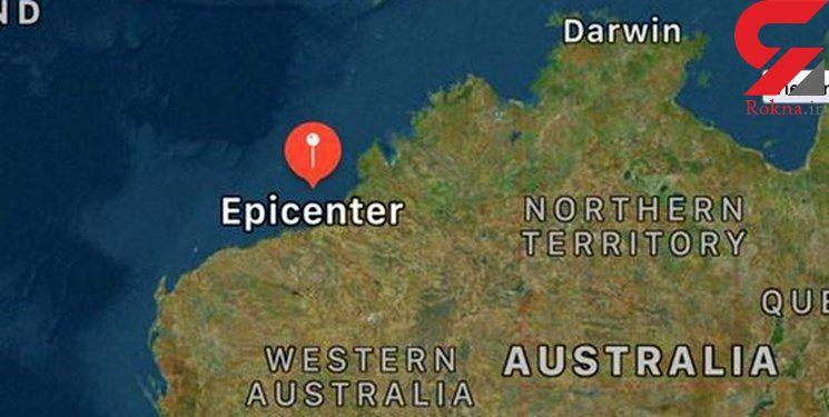 زمین لرزه 6.9 ریشتری استرالیا را لرزاند