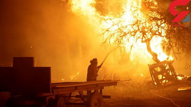 مرگ ۴ عضو خانواده ویتنامی در آتشسوزی ساختمان مسکونی