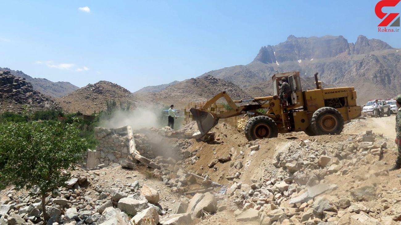شناسایی بیش از 2 هزار ساخت و ساز غیر مجاز در قزوین