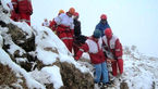 مرگ تلخ یکی از کوهنوردان تهرانی نجات یافته در گرمسار