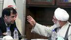 باهنر انتصاب ناطق نوری به ریاست مجمع تشخیص را تکذیب کرد+عکس