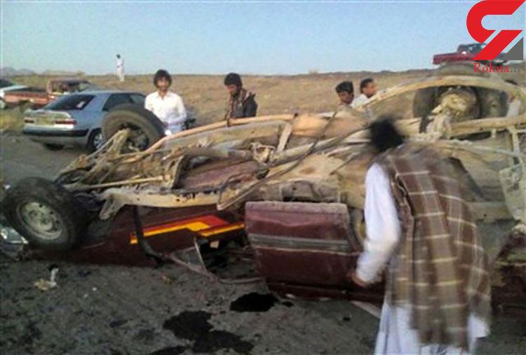 قاچاق انسان جان 6 نفر را در ایرانشهر گرفت/ 22 مصدوم به جا ماند