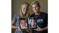 مادر و دختری که با تغییر جنیست پدر و دختر شدند+عکس