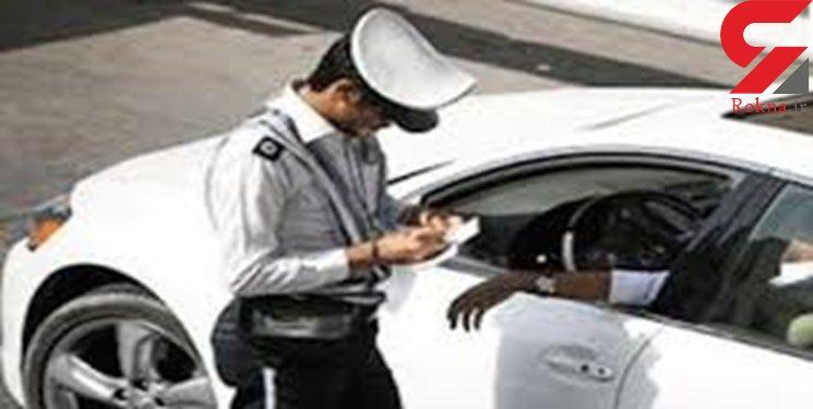 لایی کشی در اتوبان ها زیر ذره بین پلیس/برخورد گشت نامحسوس با تخلفات