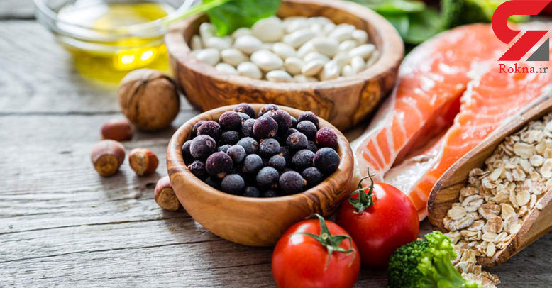 خوشمزه هایی که باید در رژیم غذایی سالم وجود داشته باشند