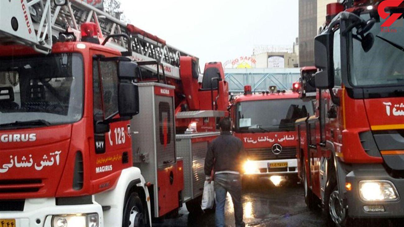 ماجرای دود جنوب تهران چیست؟ + علت