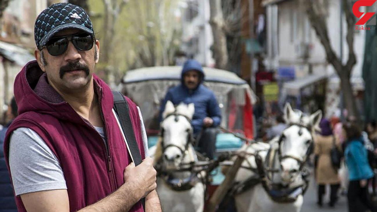 تشابه اسمی جالب بازیگر معروف با بازیکن پرسپولیس+عکس
