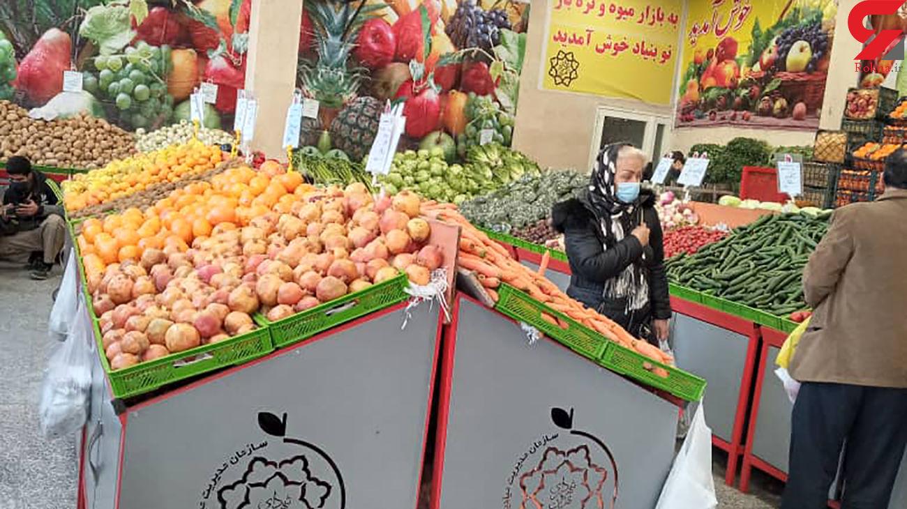 قیمت نوبرانه ها در میادین میوه و تره بار