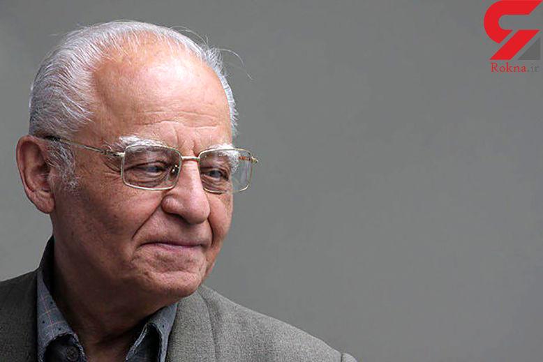 استاد حسین دهلوی درگذشت + عکس