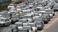 اعلام محدودیت های ترافیکی تا اوایل هفته