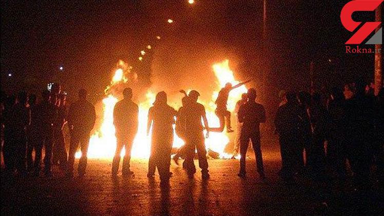۲۱ کردستانی در حوادث آتشبازی شب نوروز مصدوم شدند