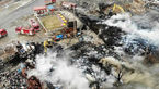 2کشته و 57 زخمی در پی انفجاری در کارخانه چینی